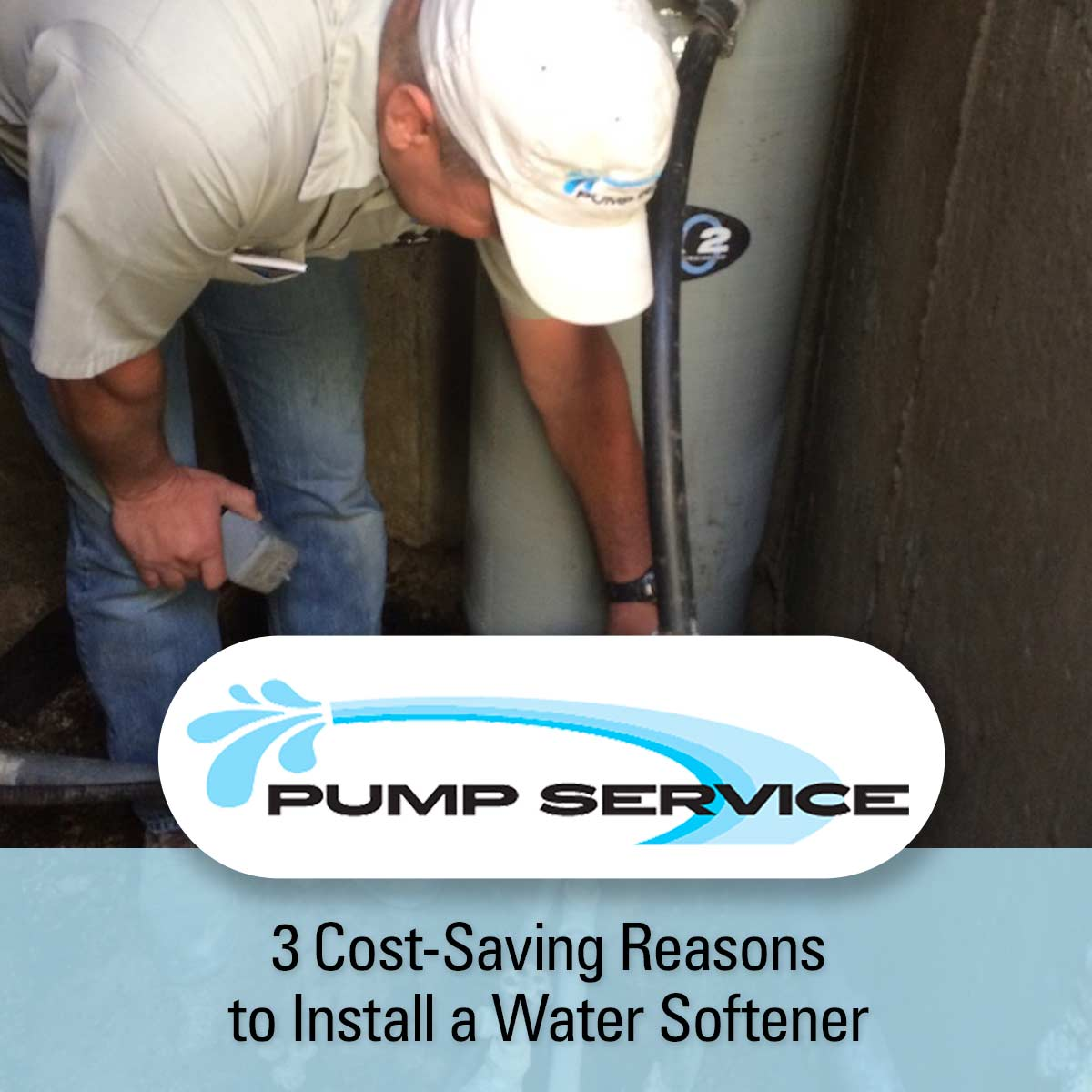 3 Cost-Saving Reasons to Install a Water Softener